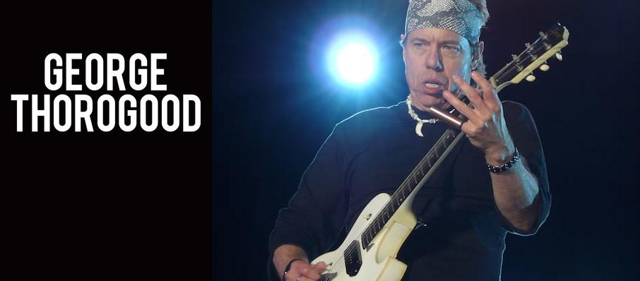 George Thorogood at M Telus