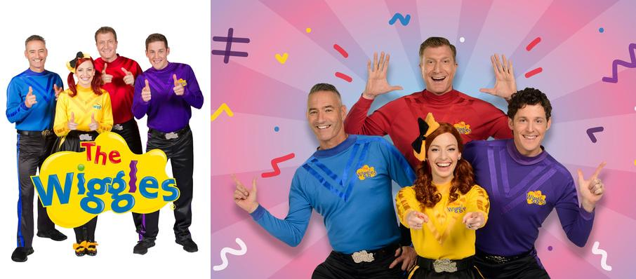 The Wiggles at Theatre St. Denis