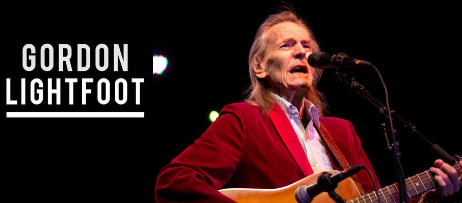 Gordon Lightfoot at Theatre Maisonneuve