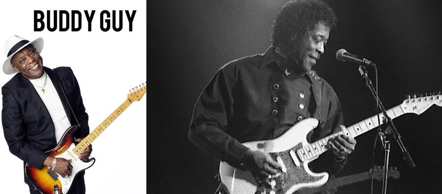 Buddy Guy at Salle Wilfrid Pelletier