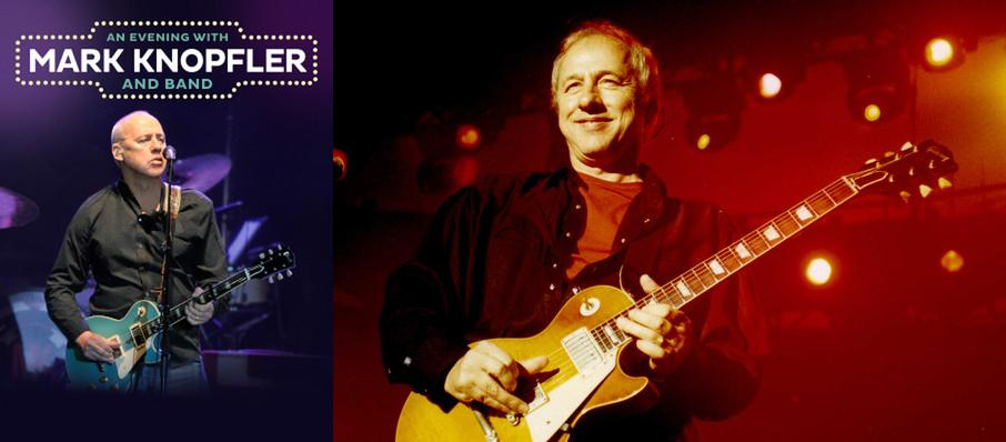 Mark Knopfler at Salle Wilfrid Pelletier