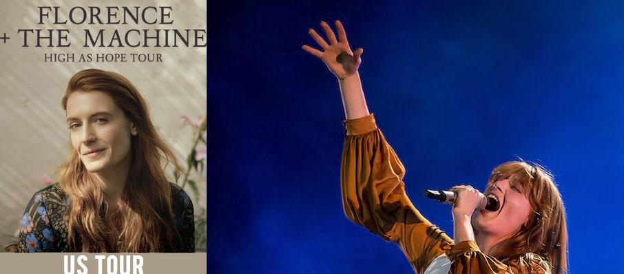 Florence and the Machine at Centre Bell