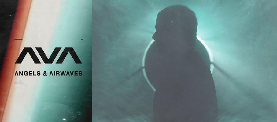 Angels and Airwaves at Theatre Olympia