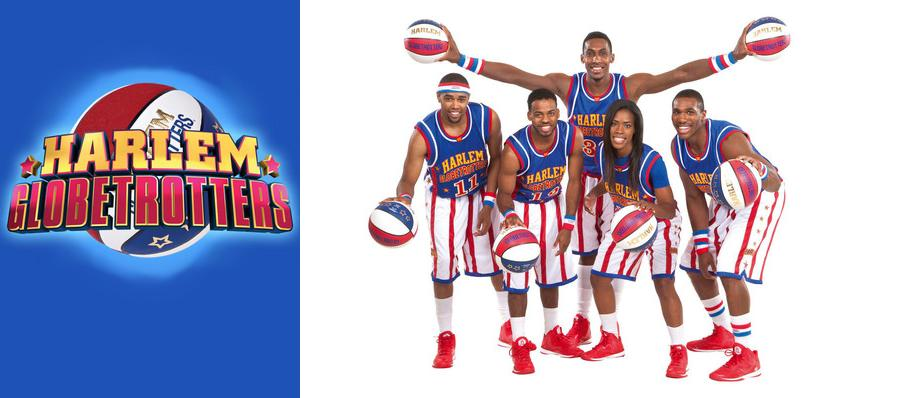 The Harlem Globetrotters at Centre Bell