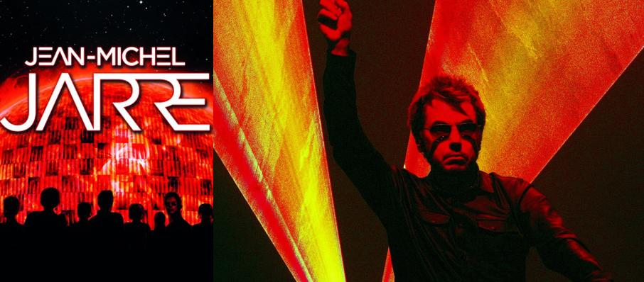 Jean Michel Jarre at Centre Bell