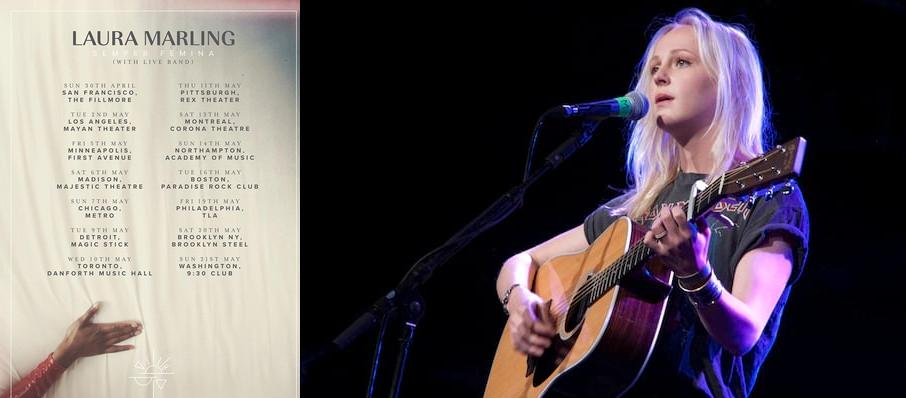 Laura Marling at Corona Theatre