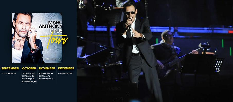 Marc Anthony at Centre Bell