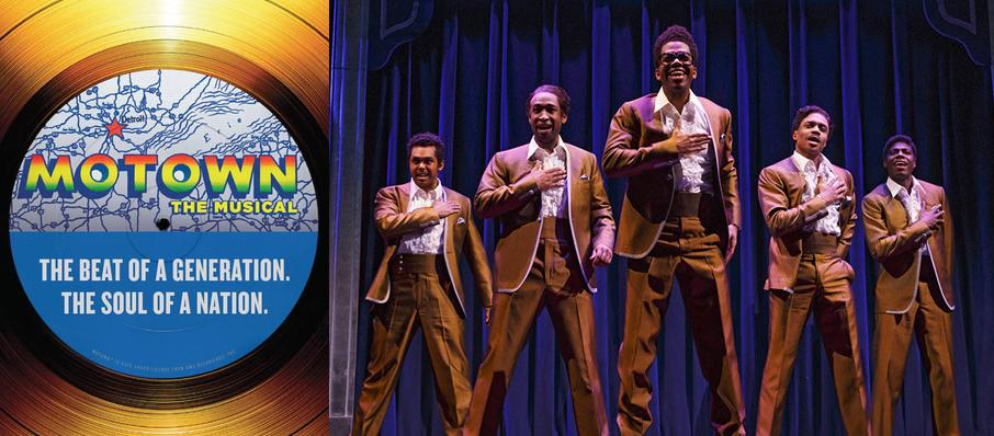 Motown - The Musical at Salle Wilfrid Pelletier
