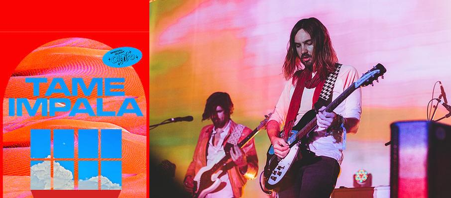 Tame Impala at Centre Bell