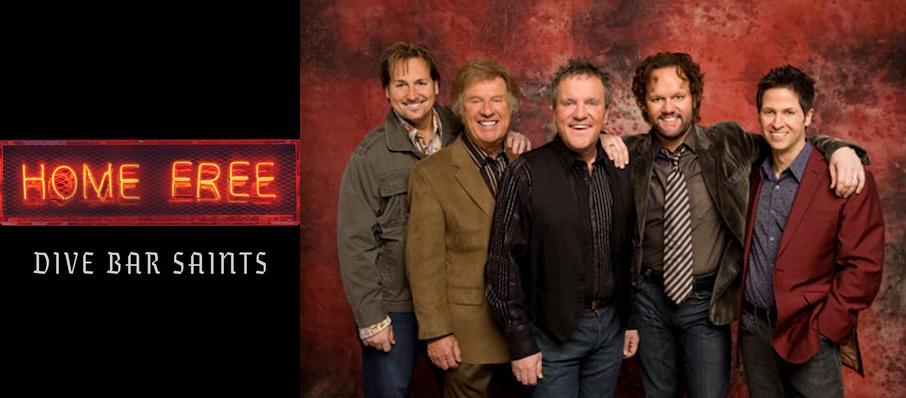 Home Free Vocal Band at Corona Theatre