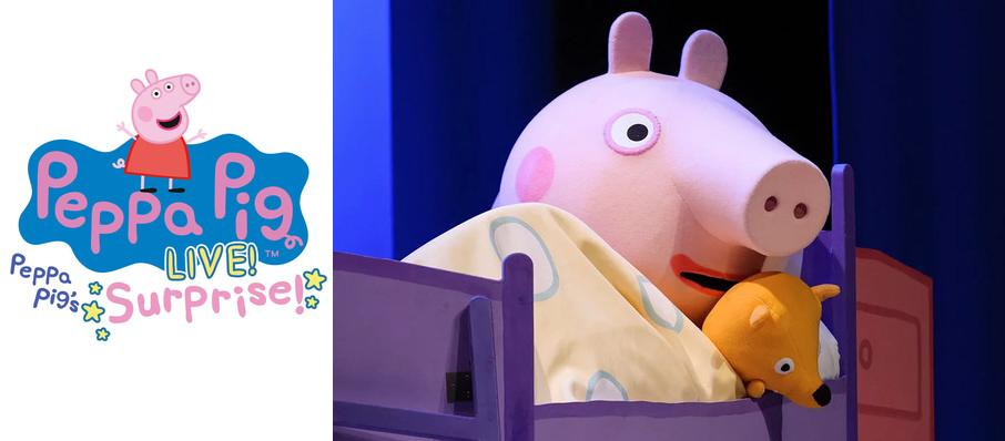 Peppa Pig's Big Splash at Theatre Maisonneuve