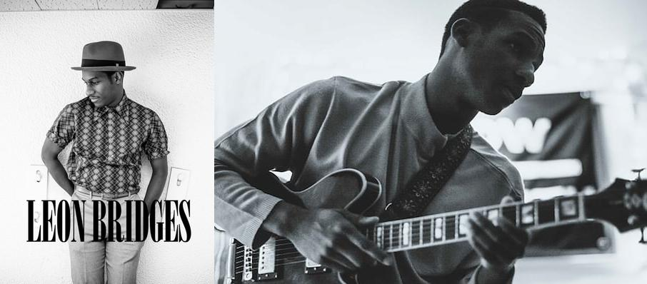 Leon Bridges at Salle Wilfrid Pelletier