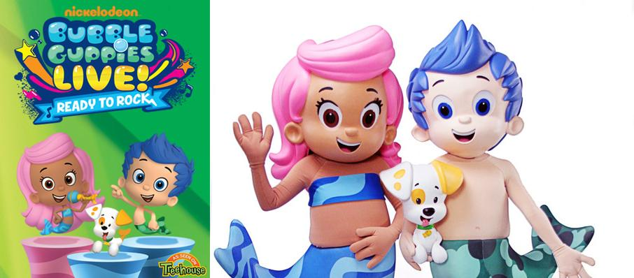 Bubble Guppies Live at Theatre Olympia