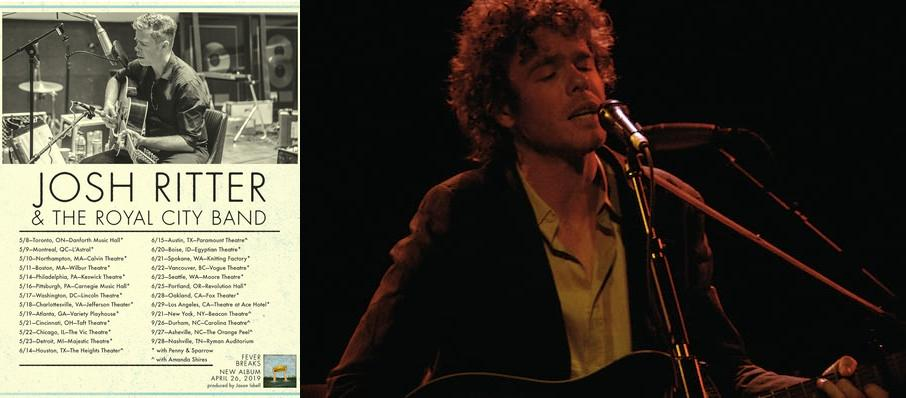 Josh Ritter at L'Astral