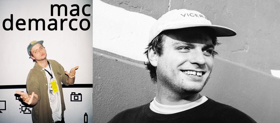 Mac DeMarco at Metropolis