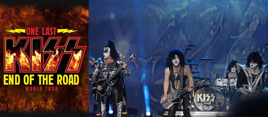 KISS at Centre Bell