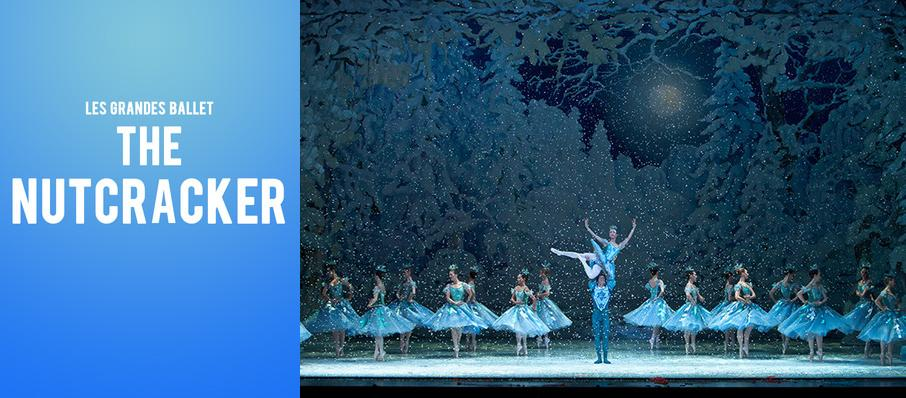 Les Grandes Ballet: The Nutcracker at Salle Wilfrid Pelletier