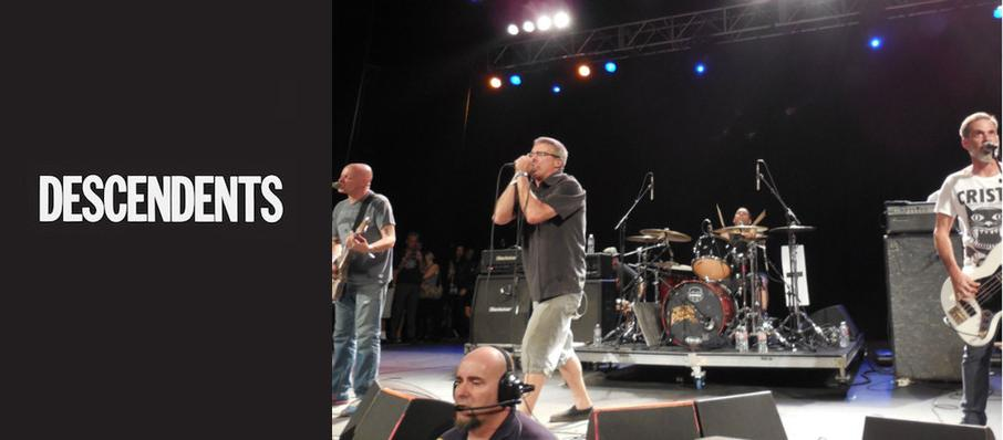 Descendents at Metropolis
