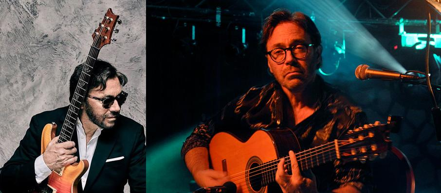 Al Di Meola at Theatre Maisonneuve