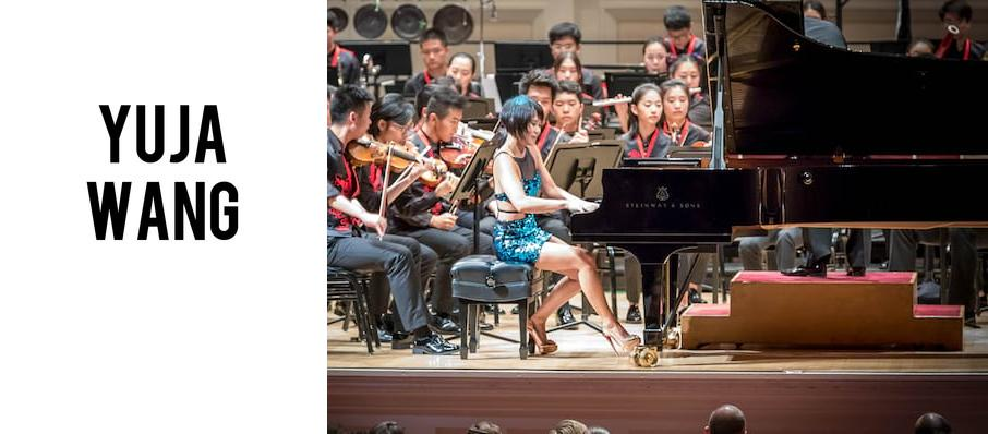 Yuja Wang at Maison Symphonique