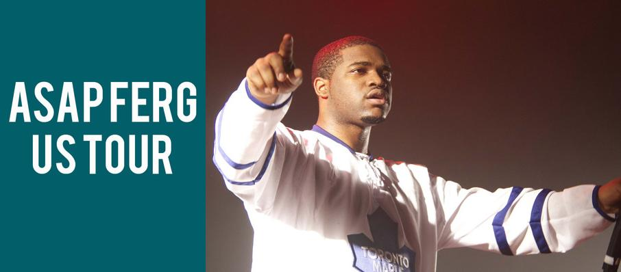ASAP Ferg at M Telus