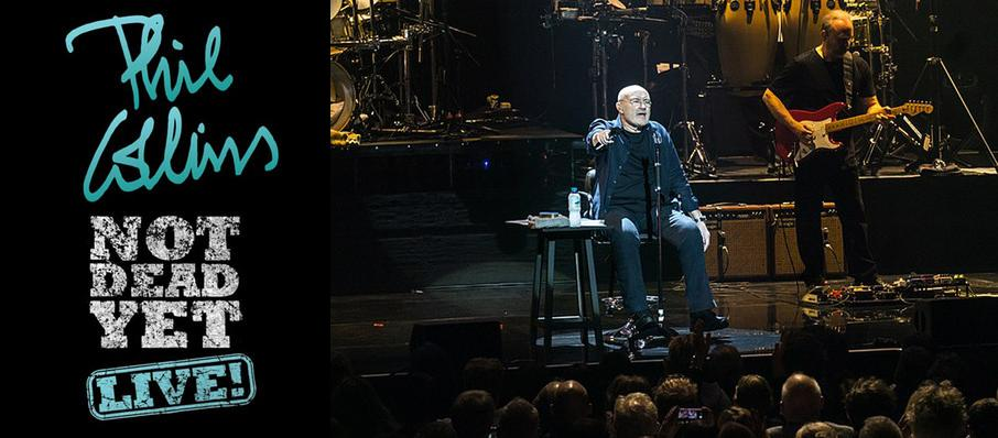 Phil Collins at Centre Bell