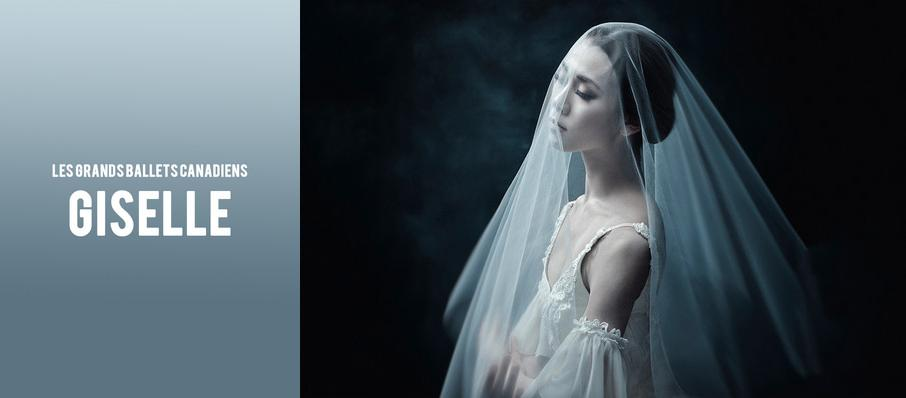 Les Grands Ballets Canadiens - Giselle at Salle Wilfrid Pelletier