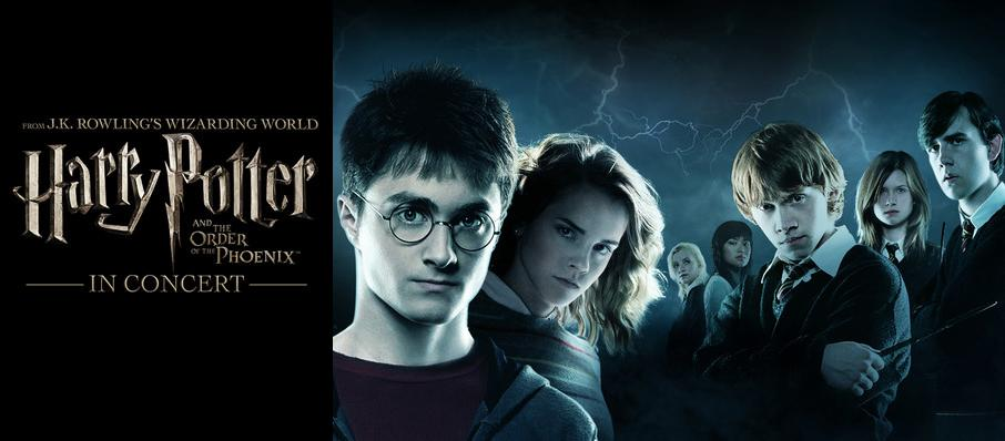 Harry Potter and the Order of the Phoenix in Concert at Salle Wilfrid Pelletier