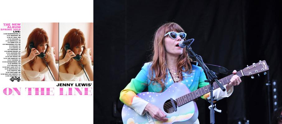 Jenny Lewis at L'Astral