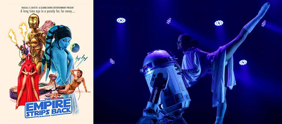 The Empire Strips Back at Theatre Olympia