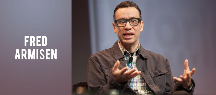 Fred Armisen at Theatre Olympia