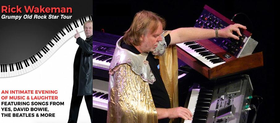 Rick Wakeman at Theatre Olympia