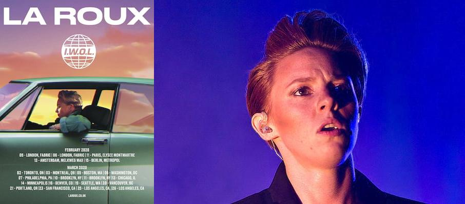 La Roux at Corona Theatre