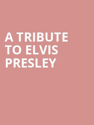 A Tribute to Elvis Presley at Cabaret Du Casino De Montreal