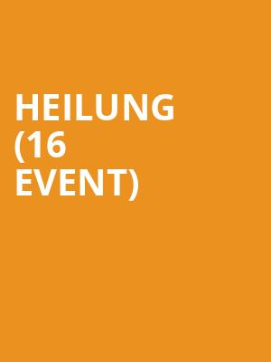 Heilung (16+ Event) at Theatre Olympia