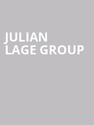 Julian Lage Group at L'Astral