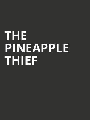 The Pineapple Thief at L'Astral