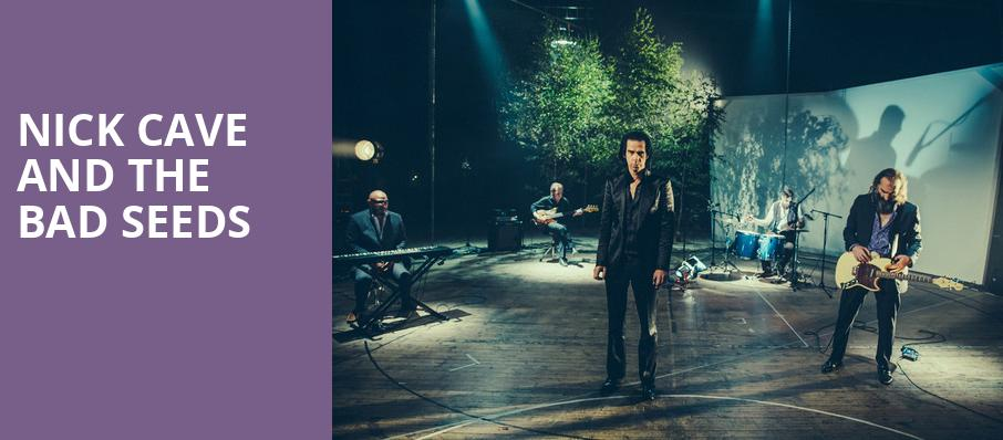 Nick Cave and The Bad Seeds, Metropolis, Montreal