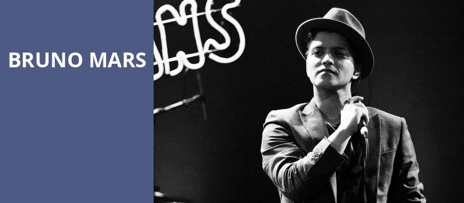 Bruno Mars, Centre Bell, Montreal