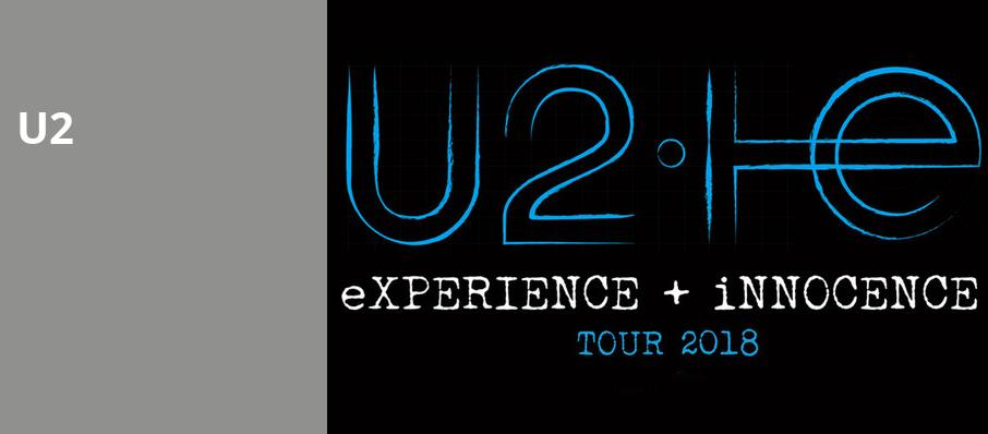 U2, Centre Bell, Montreal