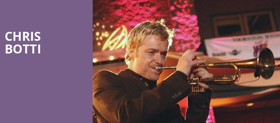 Chris Botti, Maison Symphonique, Montreal