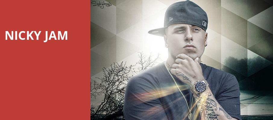 Nicky Jam, Centre Bell, Montreal