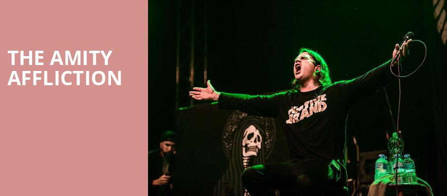 The Amity Affliction, Club Soda, Montreal
