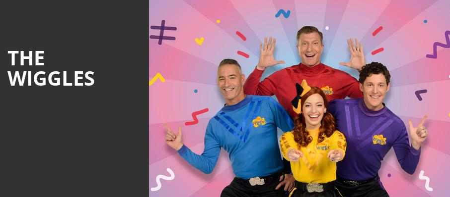 The Wiggles, Theatre St Denis, Montreal