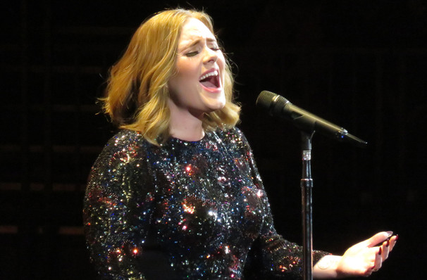 Adele, Centre Bell, Montreal
