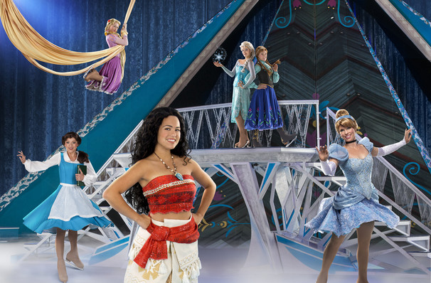 Disney On Ice Dare To Dream, Centre Bell, Montreal