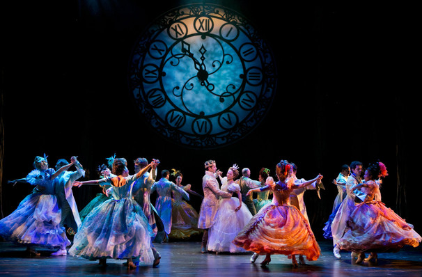 Rodgers and Hammersteins Cinderella The Musical, Salle Wilfrid Pelletier, Montreal