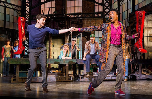 Kinky Boots coming to Montreal!