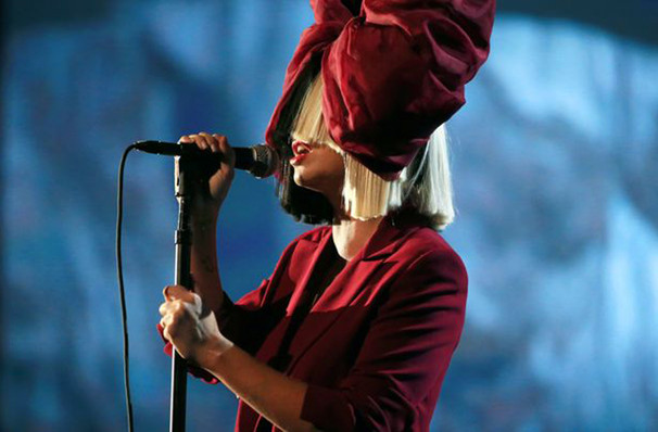 Sia, Centre Bell, Montreal