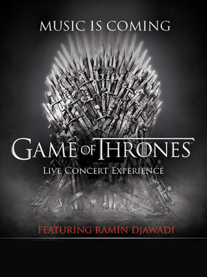 Game of Thrones Live Concert Experience Ramin Djawadi, Centre Bell, Montreal